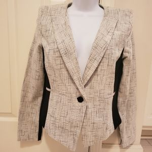 Womens Tweed Blazer - Size S